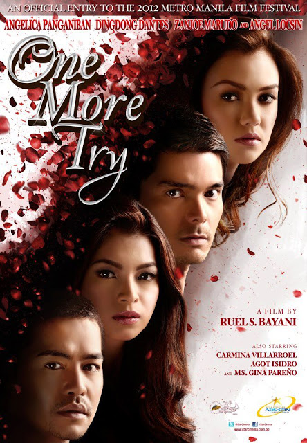 One More Try - Movie Poster