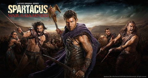 war of the damned spartacus