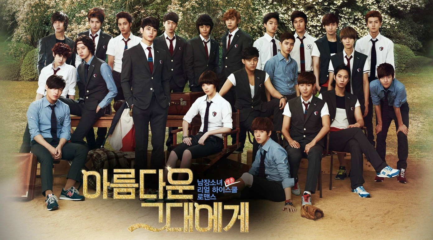 To the Beautiful You: Korean drama Review – wynnesworld