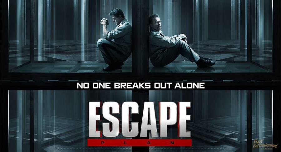 ESCAPE PLAN Art