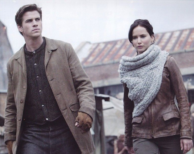 AN ENVIABLE DILEMMA. Katniss's problem of choosing Gale or Peeta is one that most girls would kill for.