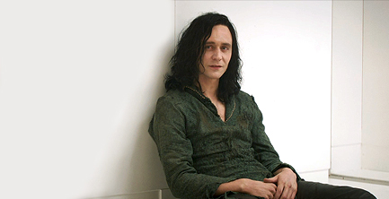 NO MORE ILLUSIONS. Loki reveals his true state beneath the illusion.