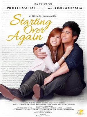 Starting Over Again Movie Poster