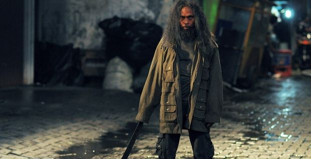 MAD DOG REINCARNATED.  Yayan Ruhian returns in the sequel as Prakoso, a hired assassin loyal to the crime boss.