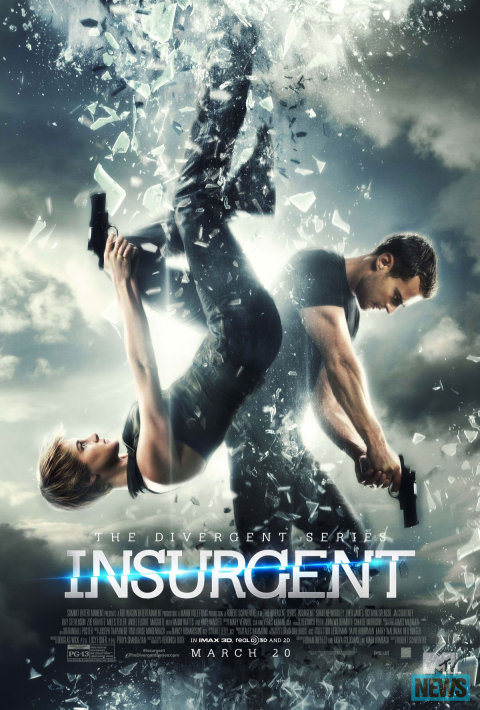Insurgent Film Poster