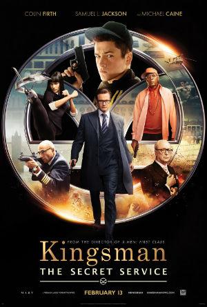 Kingsman:The Secret Service