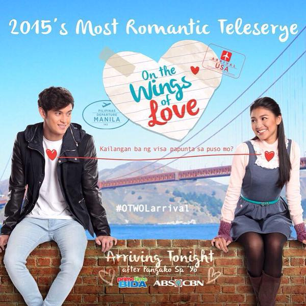 on the wings of love abs-cbn