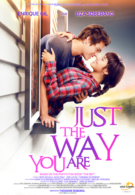 just-the-way-you-are