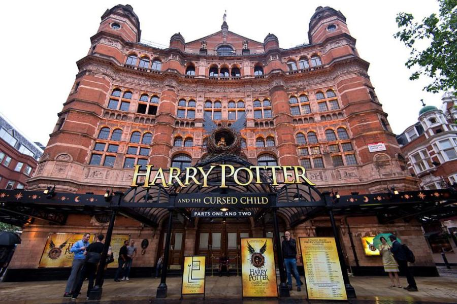 "Previews Start For ""Harry Potter and the Cursed Child"""