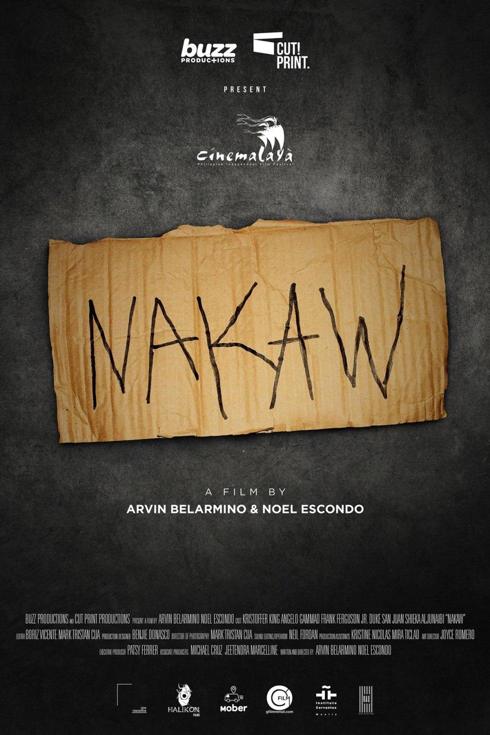 Nakaw-poster