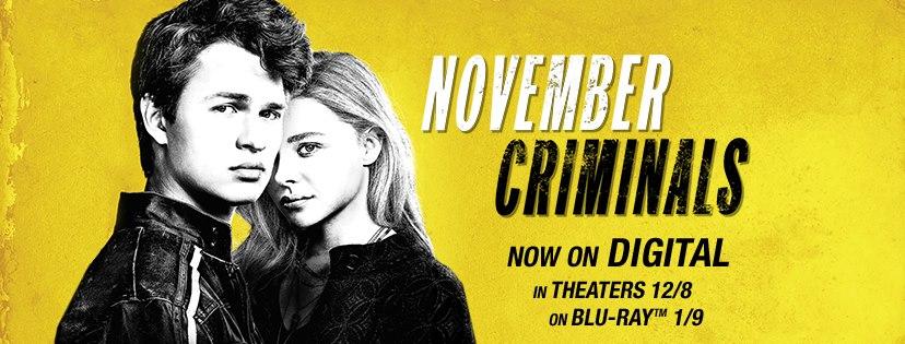 ผลการค้นหารูปภาพสำหรับ november criminals film