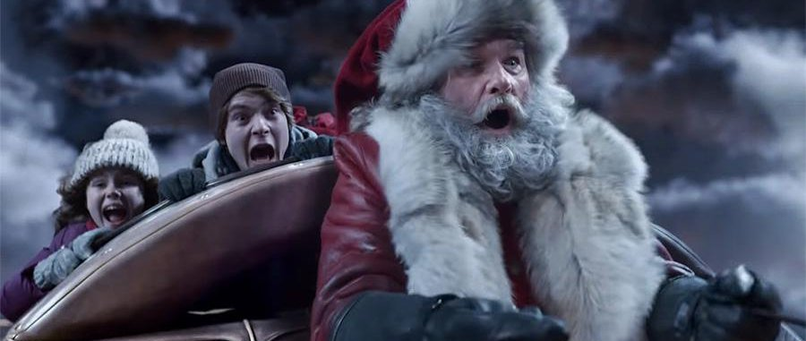 Christmas Chronicles Review.Netflix The Christmas Chronicles Movie Review Wynnesworld