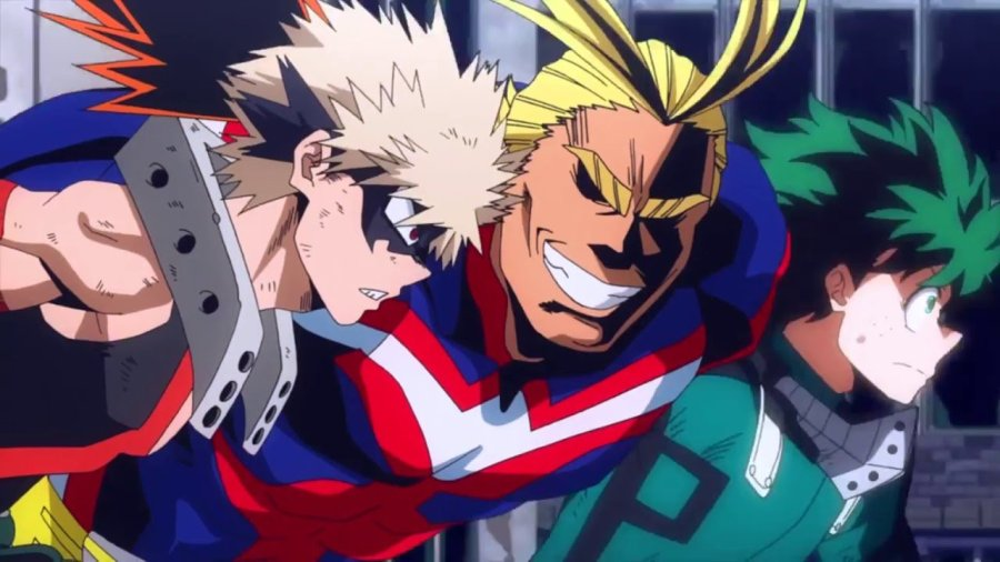 All-Might-Deku-Bakugo-My-Hero-Academia
