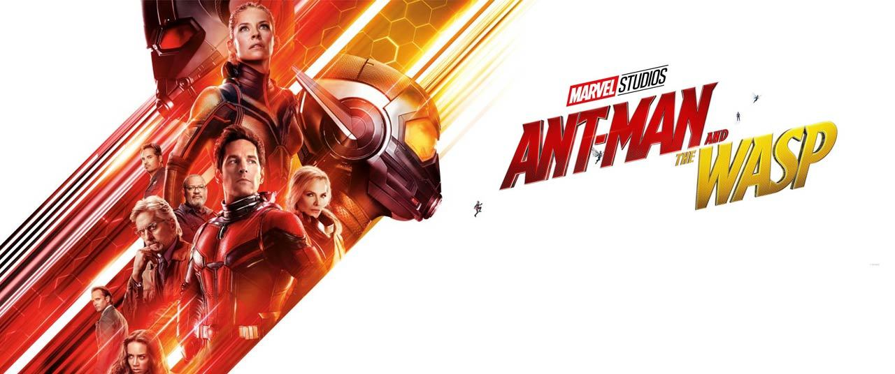 Ant Man Wasp Poster Wynnesworld