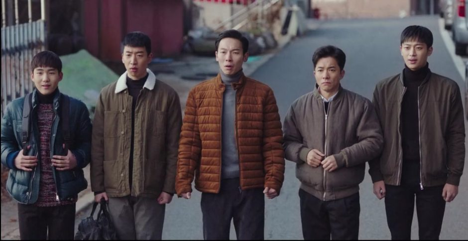 seoul street boys
