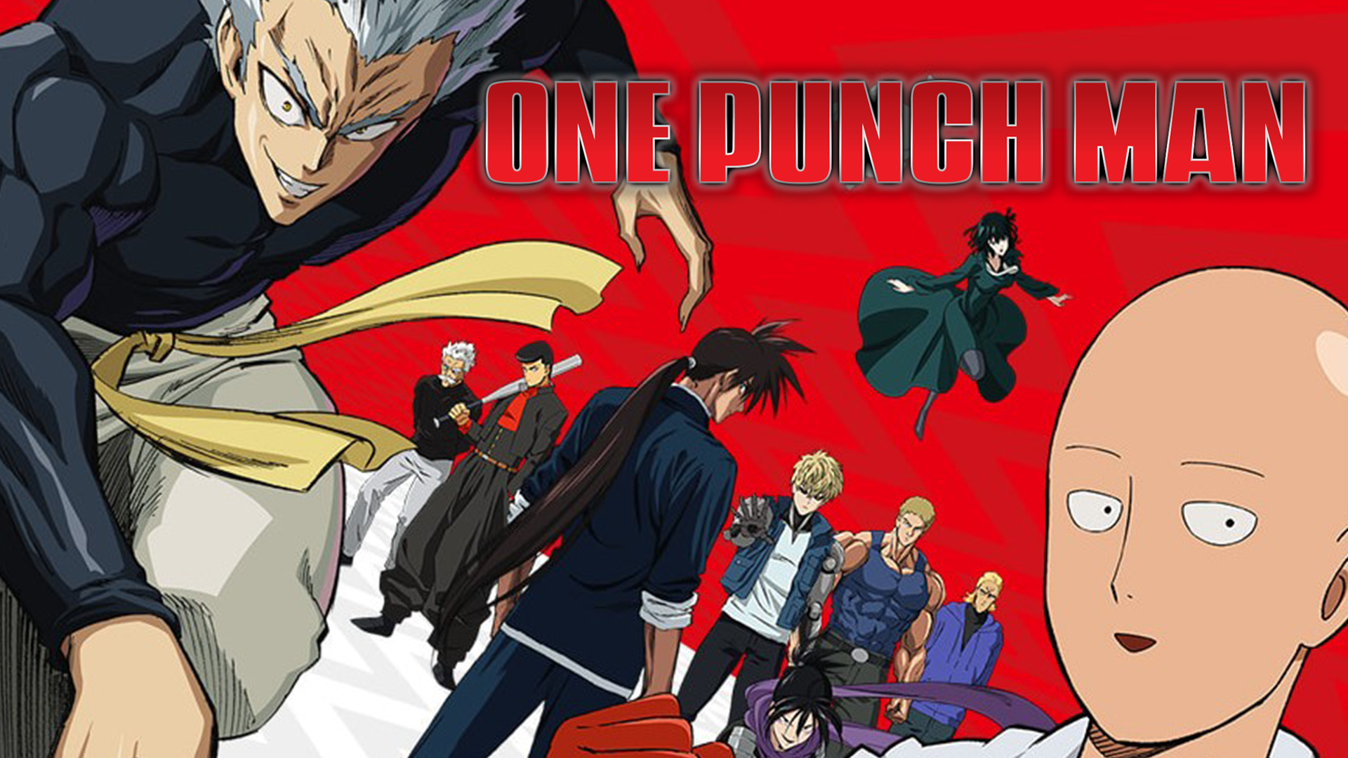 Download One Punch Man Season 2 Subtitle Indonesia Batch